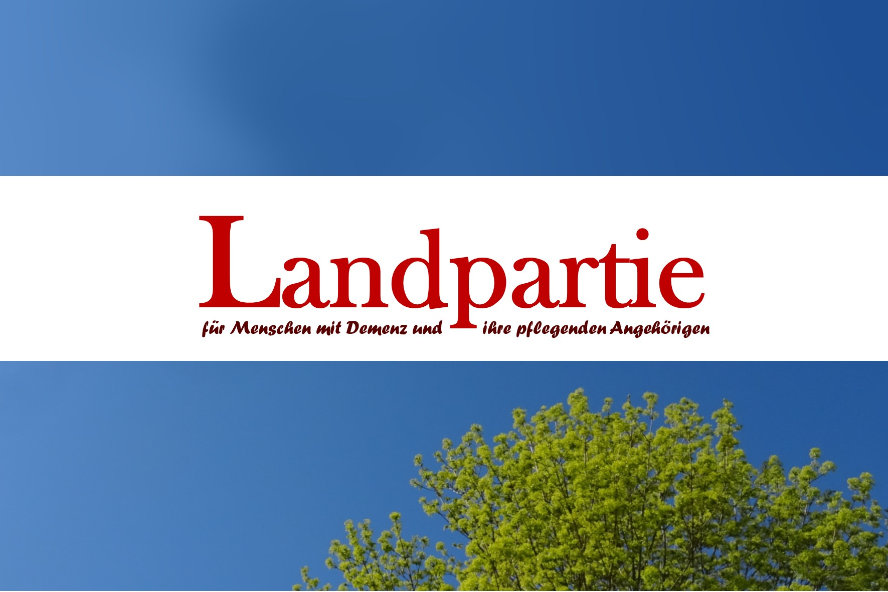 Landpartie am 27. August 2019